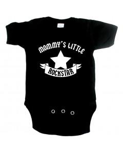 Body Bébé Rock mommy's little rockstar