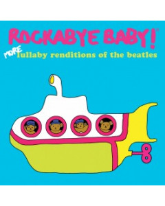Rockabye Baby CD More lullaby renditions of The Beatles