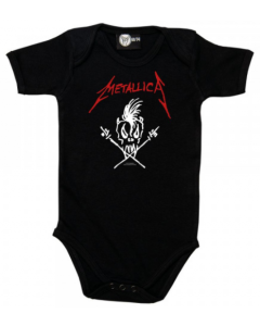 Body Metallica Scary Guy