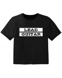 T-shirt Bébé Rock lead guitar