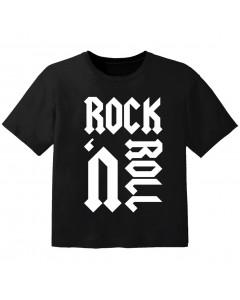 T-shirt Bébé Rock rock 'n' roll