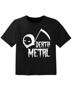 T-shirt Metal Kids Enfant death metal