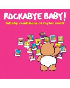 Rockabye Baby Taylor Swift CD Lullaby