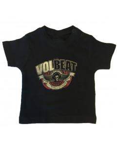 Volbeat T-shirt Bébé Boogie Metal-Kids