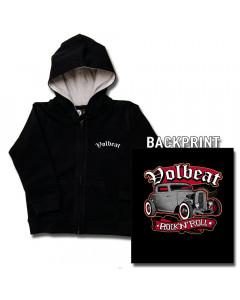 Volbeat Sweat enfant/ zip hoodie Metal-Kids