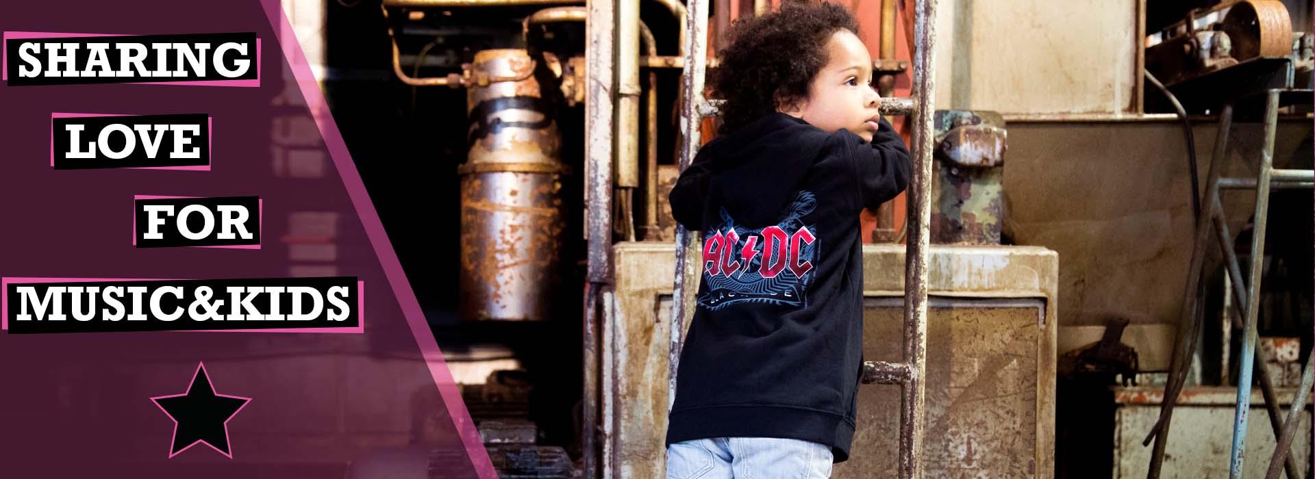 metal bebe t-shirt